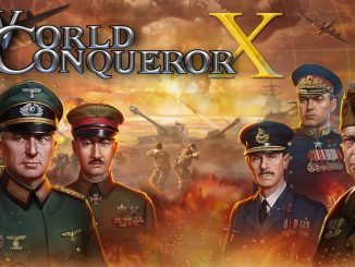 Release - World Conqueror X