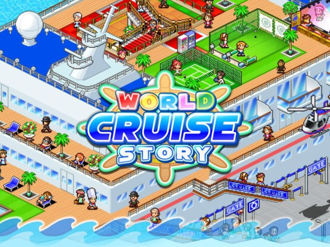 Release - World Cruise Story