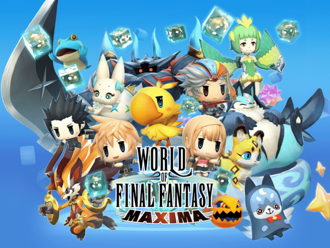Nieuws - World of Final Fantasy Maxima aangekondigd