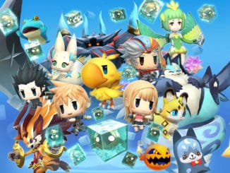 World Of Final Fantasy Maxima fysieke release eind februari
