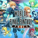 World Of Final Fantasy Maxima physical version