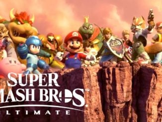 World of Light onthuld voor Super Smash Bros. Ultimate