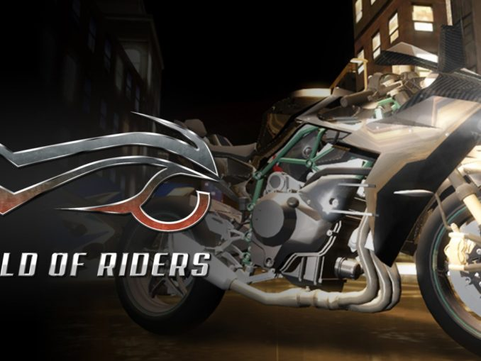Release - World Of Riders