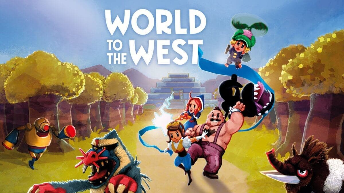 World to the West komt!