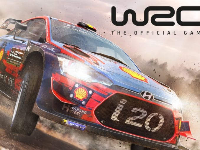 Release - WRC 8 FIA World Rally Championship
