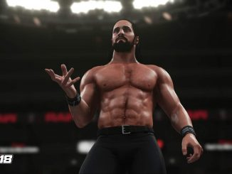 WWE 2K18 already available in America
