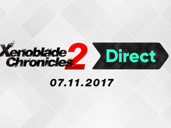 Nieuws - Xenoblade Chronicles 2 Direct – 7 November om 15:00