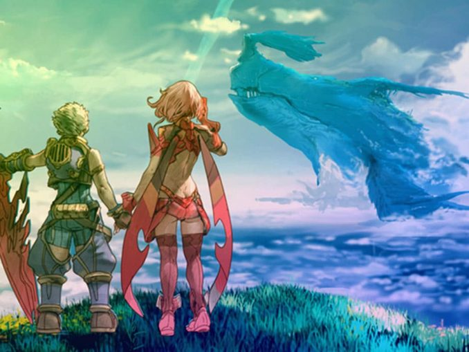 News - Xenoblade Chronicles 2 recentste patch