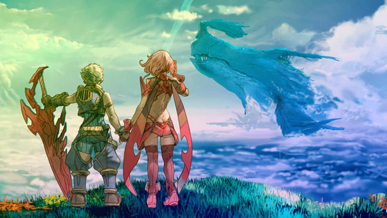 Xenoblade Chronicles 2 recentste patch