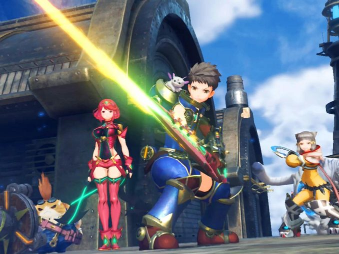 Nieuws - Xenoblade Chronicles 2 Update 1.1.1