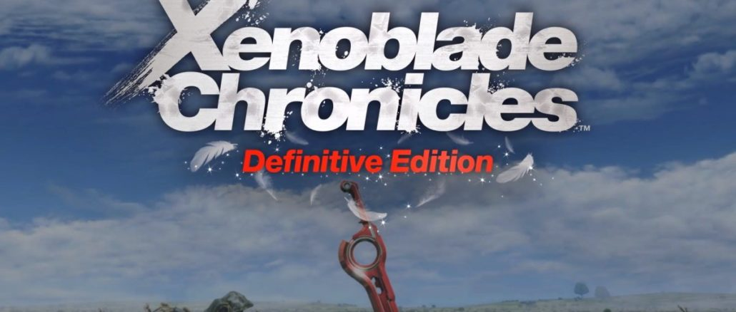 Xenoblade Chronicles Definitive Edition – Bevat geen extra functies van 3DS