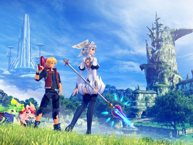 Nieuws - Xenoblade Chronicles: Future Connected Epilogue – Ongeveer 10-12 uur lang