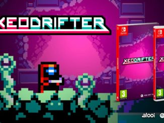 Xeodrifter – Physical Release announced