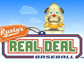Yacht Club Games – Rusty's Real Deal Baseball