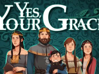Release - Yes, Your Grace