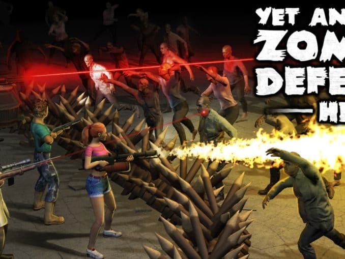 Release - Yet Another Zombie Defense HD