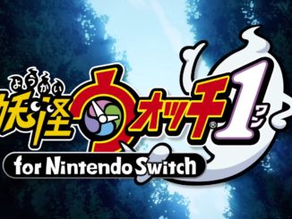 Yo-kai Watch 1 – First Japanese Promo Video