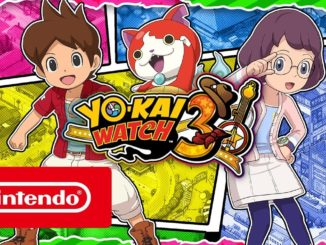 Yo-Kai Watch 3 – 2 helden 1 kat trailer