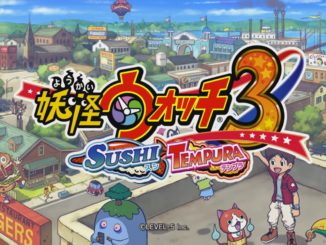 Yo-Kai Watch 3 – Latest Gameplay Trailer