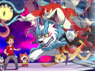 Yo-Kai Watch 4 Direct-Feed Gameplay