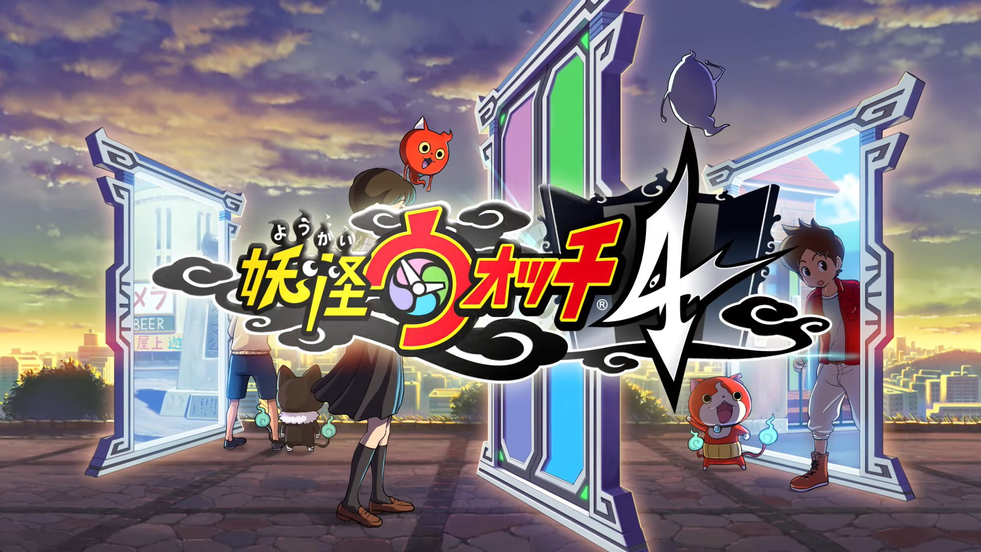 Yo-Kai Watch 4 – New footage