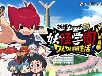 Yo-kai Watch Jam – Everyone's School Life Trailer