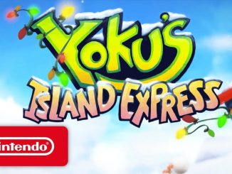 Nieuws - Yoku's Island Express Abilities Trailer