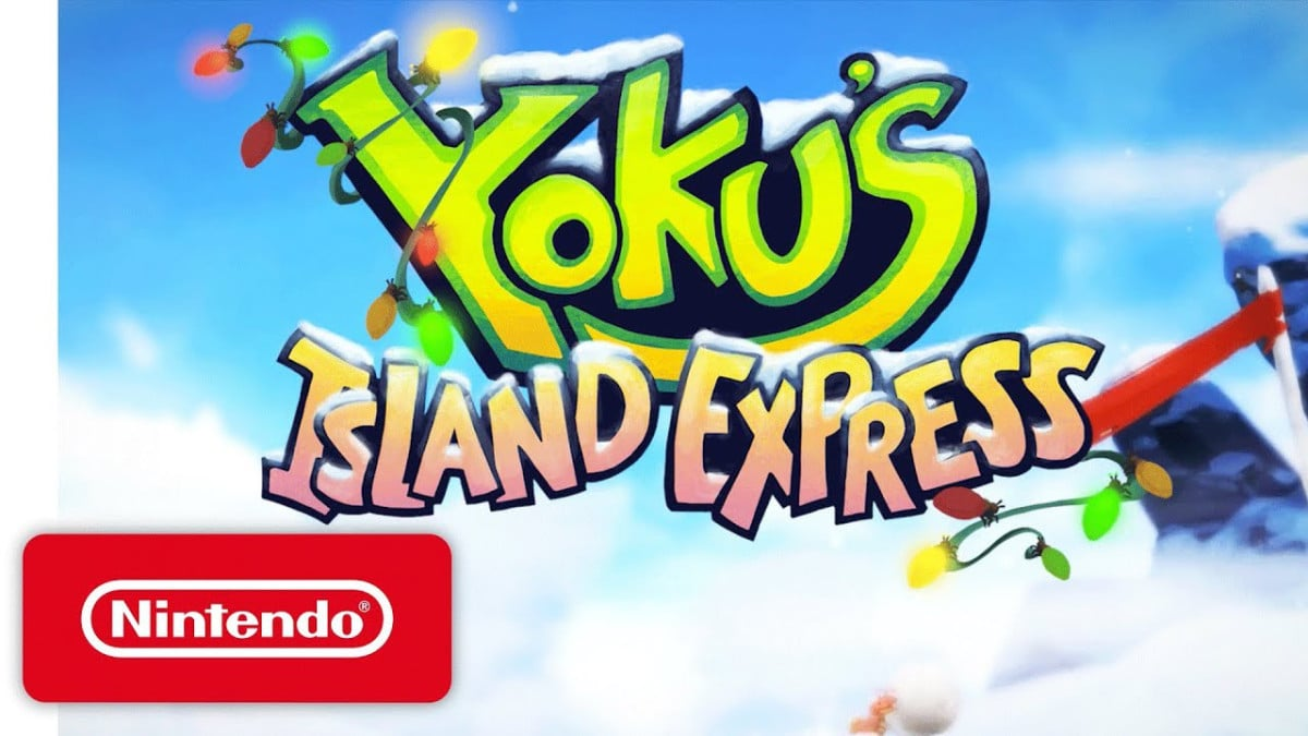 Yoku's Island Express Abilities Trailer