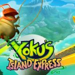 Yoku's Island Express gameplay footage