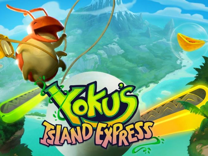 News - Yoku's Island Express gameplay footage