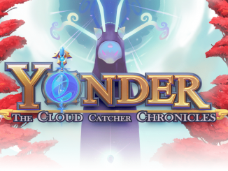 Yonder: The Cloud Catcher Chronicles footage