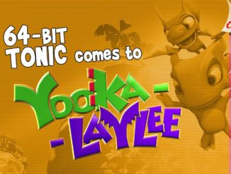 Yooka-Laylee 64-Bit Tonic Update is available