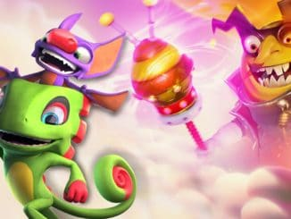 Yooka-Laylee And The Impossible Lair – Free Demo starting January 30th