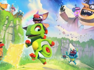 Yooka-Laylee Collector's Editie 7 September