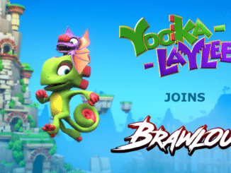 Yooka-Laylee; Speelbare personages in Brawlout