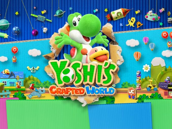 News - Yoshi's Crafted World – 180 crafted costumes to unlock