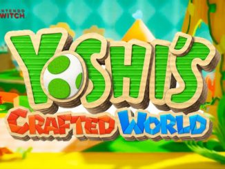 News - Yoshi's Crafted World coming Spring 2019