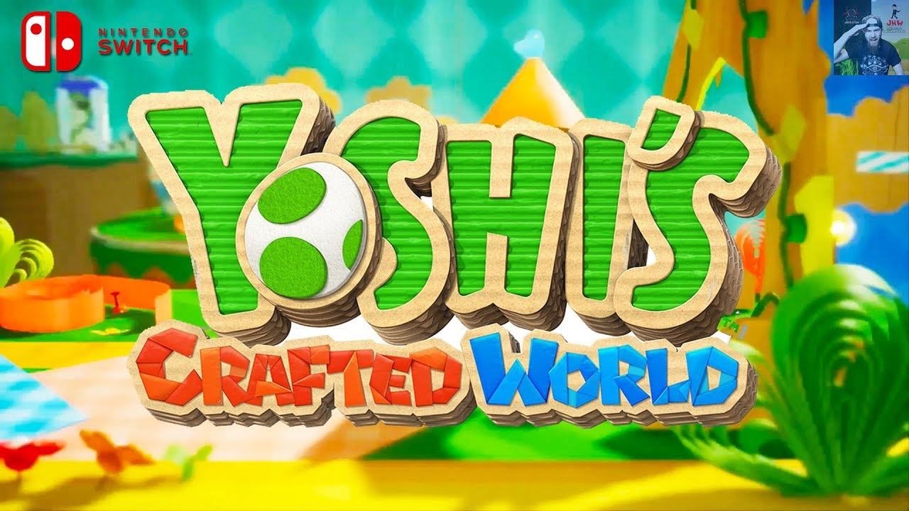 Yoshi's Crafted World komt Lente 2019