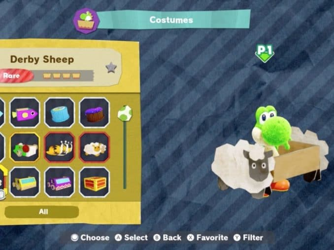 Guide - Yoshi's Crafted World – Ondersteunde amiibo