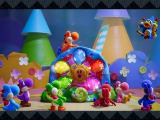 Yoshi's Crafted World – New TV Commercial