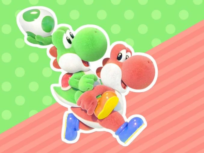 Nieuws - Yoshi's Crafted World – Newcomer Trailer