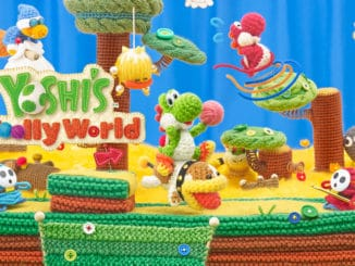 Yoshi's Woolly World – Composer shares unused tracks