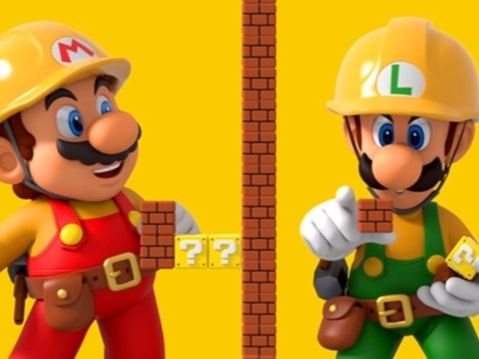 News - You can NOT play Super Mario Maker 2 online withfriends