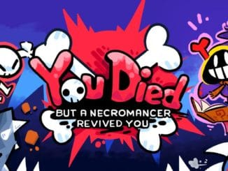 You Died But A Necromancer Revived You komt op 19 april