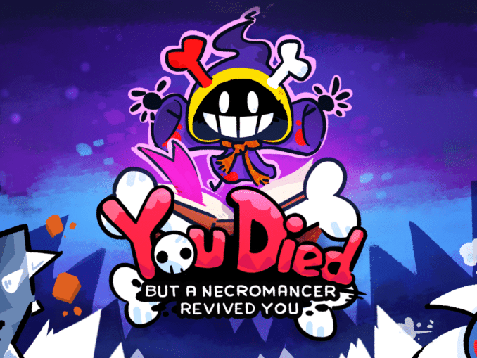 Nieuws - You Died But A Necromancer Revived You: Meer gameplay