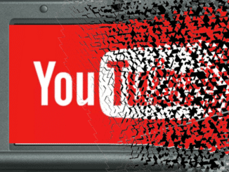 YouTube service is gestopt
