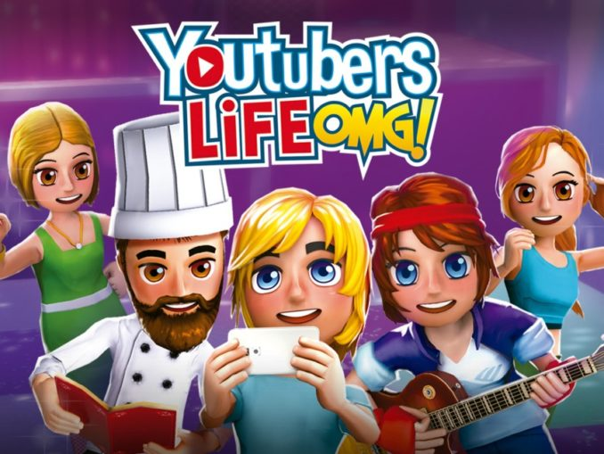 Release - Youtubers Life OMG Edition