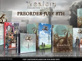 News - Ys Origin Physical Collector's Edition revealed
