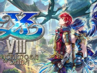 Nieuws - Ys VIII: Lacrimosa of Dana gameplay trailer
