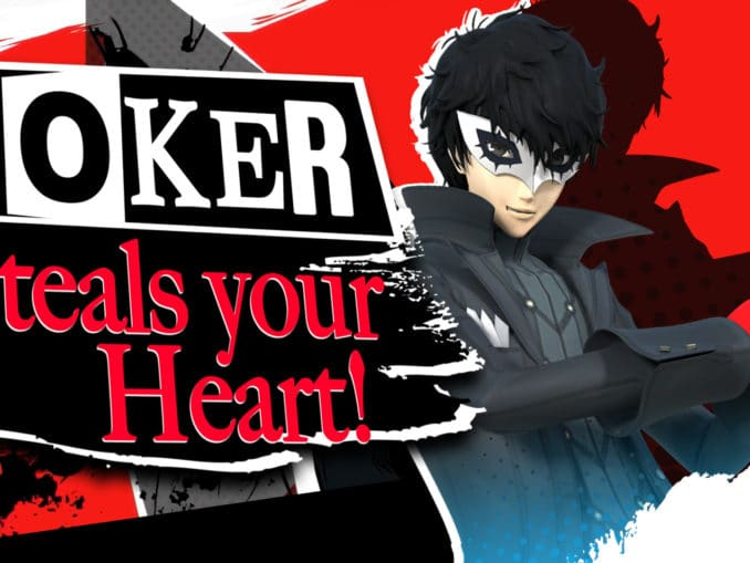 Joker – 3.0 Update – Komt naar Super Smash Bros Ultimate
